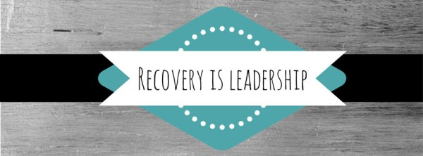 recovery leadership banner