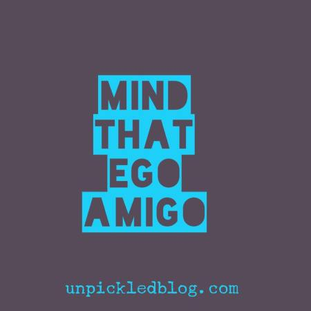 Mind That Ego Amigo image