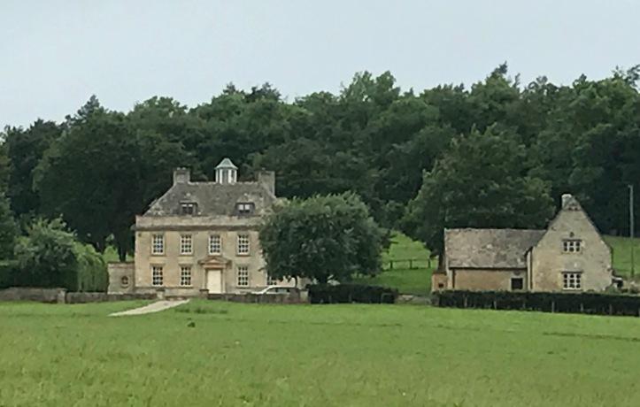 Cotswold farm