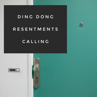 resentments in recovery